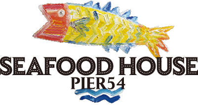 SEAFOOD HOUSE PIER54ロゴ